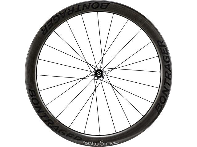 """Bontrager Aeolus 5 D3 Front Wheel 28"""" TLR Disc Clincher black"""